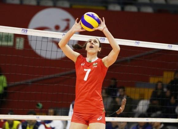 Лора Китипова подсилва финалиста в Шампионската лига