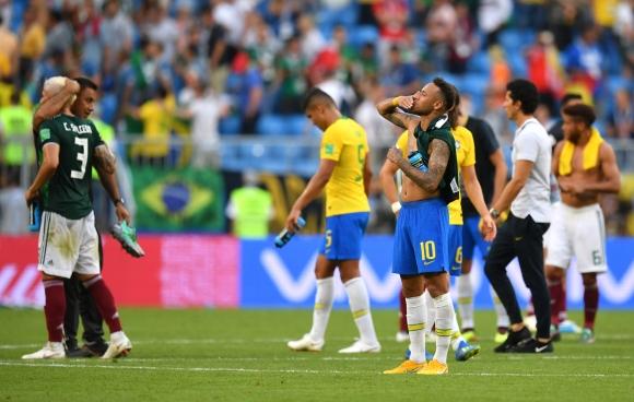 Голяма възможност за печалба при гол в мача Бразилия - Белгия