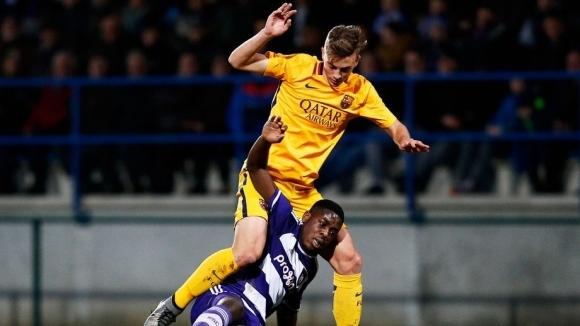 Барселона преподписа с млад талант