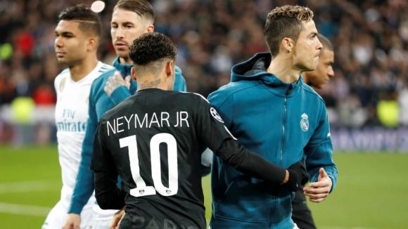Тактичността е тактиката на Мадрид за Неймар и Мбапе