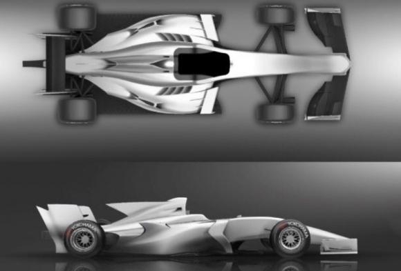 """Новите болиди на Супер Формула ще тестват """"ореола"""""""