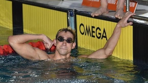 Калоян Братанов ще плува на европейски финал на 200 м съчетано