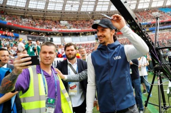 Ибрахимович: Швеция може да победи Англия и да спечели световната купа