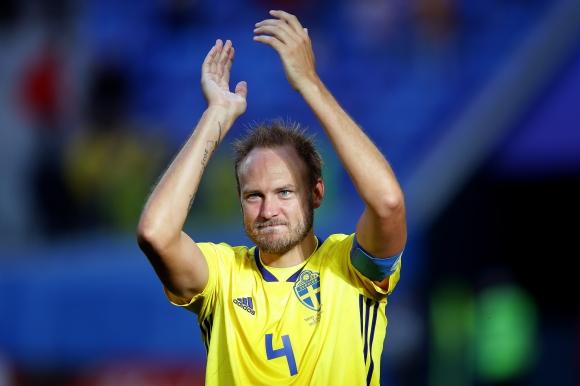 Капитанът на Швеция се чувства в отлична форма