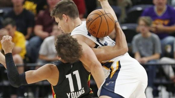 Колежански злодей си показа рогата и в НБА (видео)