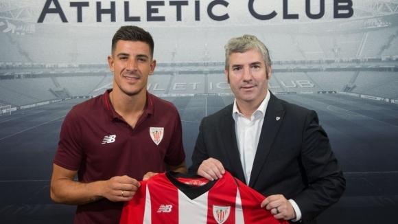 Атлетик Билбао официално представи Берчиче