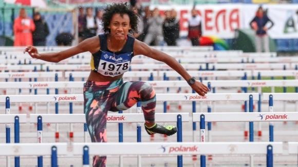 Изабела Соколова не стигна полуфиналите на 100 м/пр на ЕП в Унгария