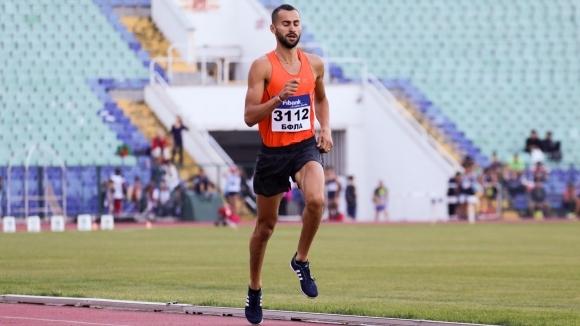 Митко Ценов безапелационен на 1500 м, Минкина №1 при жените