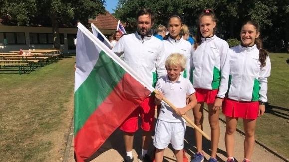 Девойките на България до 14 г. се класираха за Световното първенство
