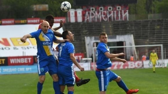 Верея ще играе със сърби и хървати в Словения