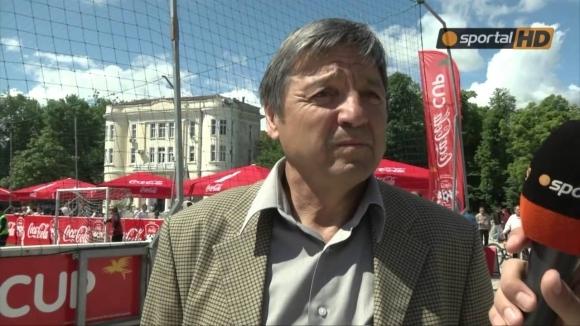 Зехтински: Представянето на Ботев (Пловдив) е много добро