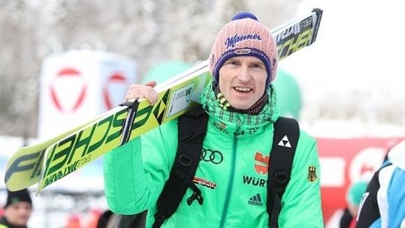 Зеверин Фройнд се завръща в спорта след контузия