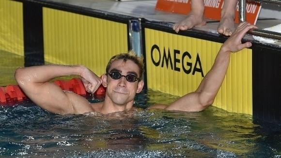 Калоян Братанов на полуфинал в спринта на 50 метра свободен стил в Хелзинки