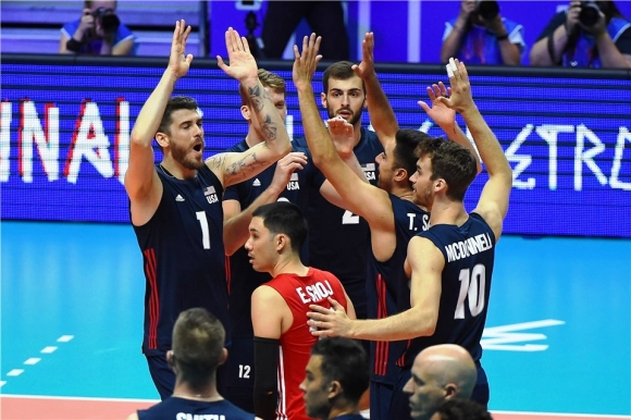 САЩ приема финалите в Лигата на нациите следващите 3 години