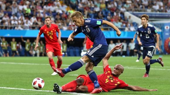 Хонда приключва кариерата си в националния отбор