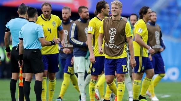 Тревога за Швеция преди 1/4-финала с Англия