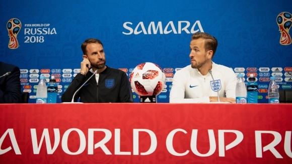 Англичаните няма да стиснат ръцете на шведите преди 1/4-финала