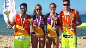 Колев и Калчев триумфираха в Sport Pass Cup по плажен волейбол