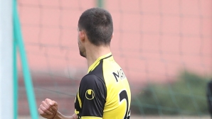 Лазар Марин дебютира при победа на Торпедо в Грузия