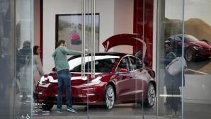 Tesla Model 3 прави европейския си дебют в Гудууд