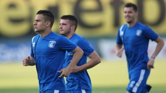 Чофу: В първенството на България ще прогресирам като футболист