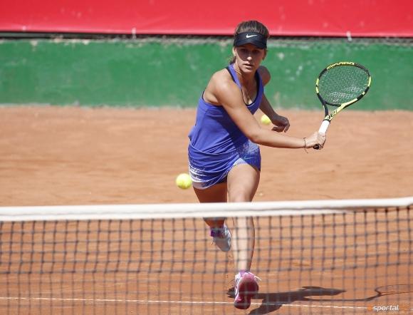 Гергана Топалова отпадна в първия кръг