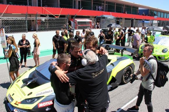 Пореден успех за Павел Лефтеров в 24-часово състезание