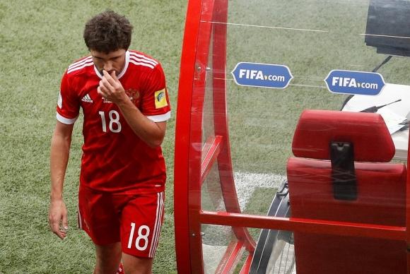 Жирков обяви края на кариерата си в националния отбор на Русия