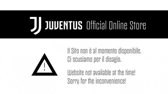 Юве губи пари: онлайн магазинът на клуба се срина