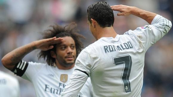 Марсело: Не вярвах, че ще дойде денят да се сбогувам с Роналдо