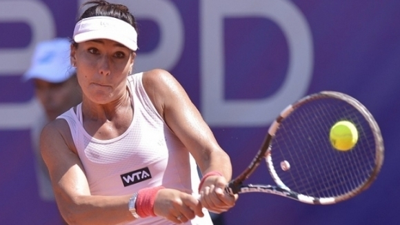 Елица Костова отпадна в първия кръг на турнир по тенис в Германия