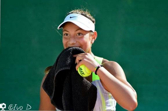 Аршинкова се класира за четвъртфиналите в Прокупле