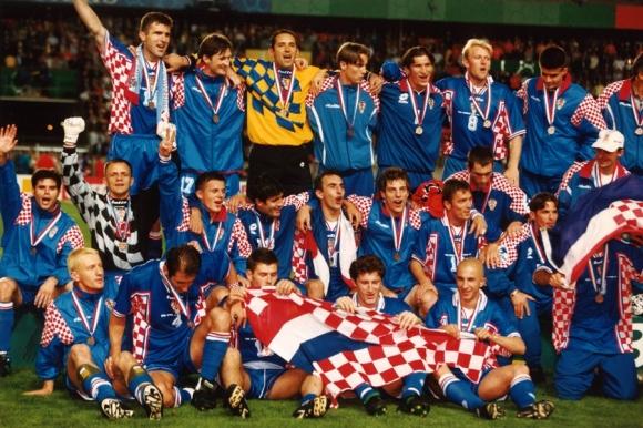 Легендите на Хърватия от 1998 година поканени на финала в Москва