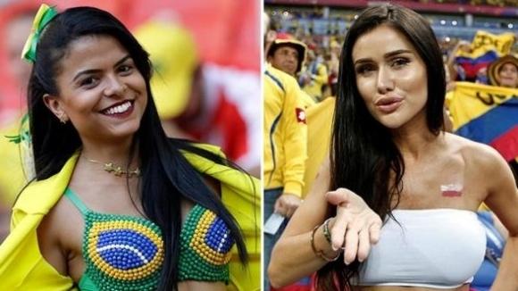 ФИФА забранява показването на секси фенки по телевизията