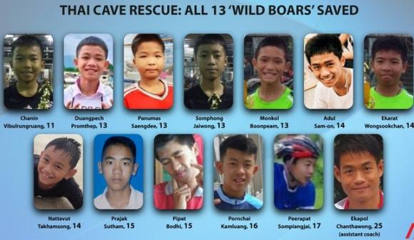 Тайландските деца поканени на годишните награди на ФИФА