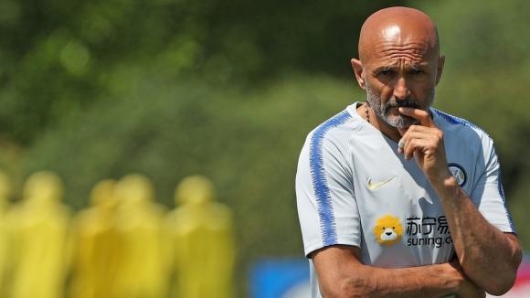 Спалети: Интер е по-силен, а Перишич е нашият Роналдо