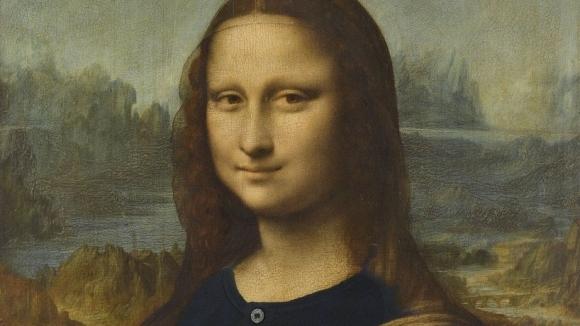 Мона Лиза облече екип на Франция (снимка)