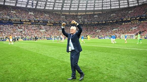 Френските фенове дадоха най-висока оценка на… Дешан