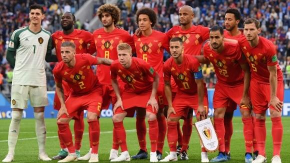 Белгия постави рекорд по победи над отбори от различни конфедерации