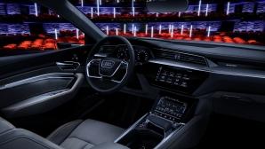 Audi e-tron: прототипът със самостоятелна изява на голямата сцена