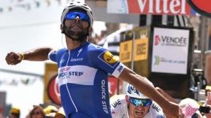 Фернандо Гавирия постигна втора етапна победа в тазгодишната Обиколка на Франция