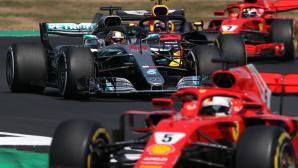 Мерцедес ще опитат да достигнат нивото на Ферари при стартовете