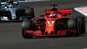 Ред Бул: Двигателят на Ферари вече е еталонът във Ф1