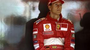 Когато Шумахер получи най-тежката си контузия във Ф1