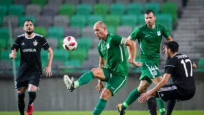 Успешен дебют за Славчев, провал за Живко Миланов (резултати от квалификациите в ШЛ)