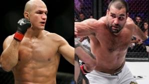 Златен шанс за Багата при неговия дебют в UFC