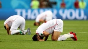 Наставникът на Тунис напусна