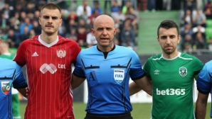 Победите на Лудогорец, ЦСКА-София и Славия дадоха резултат