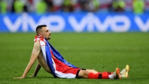Хърватски национал готов да остане в Интер при по-добри условия