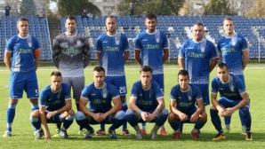 ФК Севлиево се измъчи, но подчини съседите от Габрово